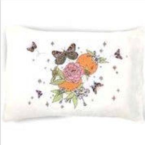 ARTFUL Orange Blossoms Pillowcase